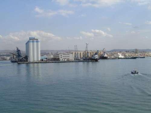 Port de Tartous