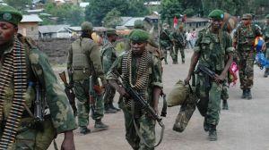 Armée congolaise à Goma