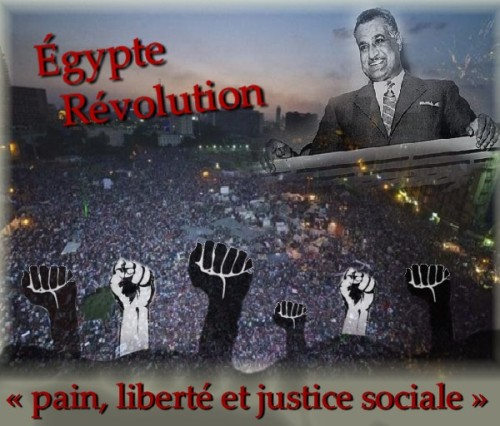 Égypte révolution