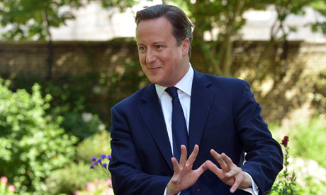 David Cameron / Photo: BBC/Getty