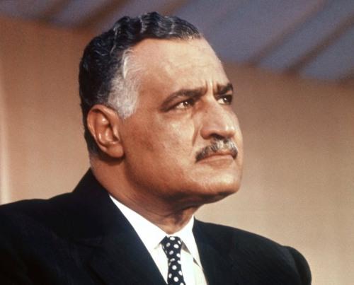Gamal Abdel Nasser Hussein