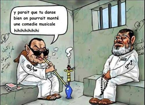 Mubarak Morsi
