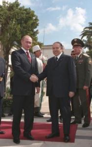 Poutine et Bouteflika