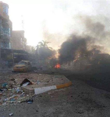 Attentat à Bagdad samedi