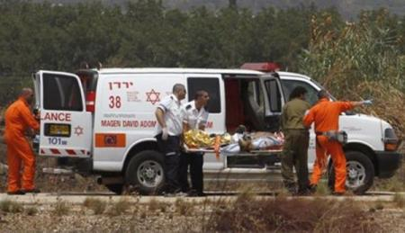 Terroriste sévissant en Syrie évacué par une ambulance israélienne