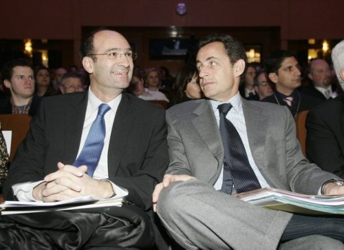 Woerth et Sarkozy