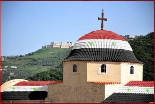 Une église syrienne