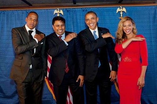 Jay-Z et Obama font l'apologie du IIIe Reich ?