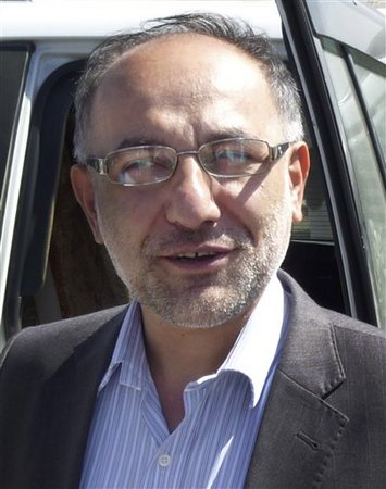 Le Gouverneur Arsallah Jamal
