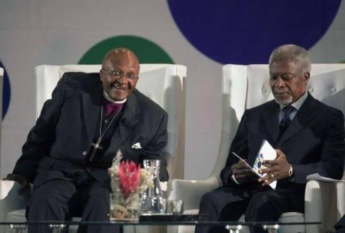 Démon Tutu et Kofi Ananas