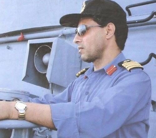 Le colonel Saleh Elhadiri