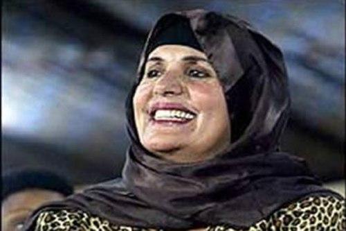 Safia Kadhafi Farkash