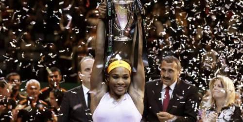 Serena Williams. (Reuters)