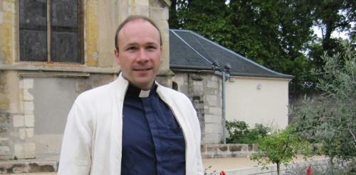 Le prêtre Georges Vandenbeusc