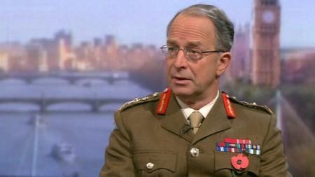 Le général Sir David Richards