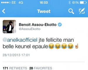 Benoit Assou Ekoto
