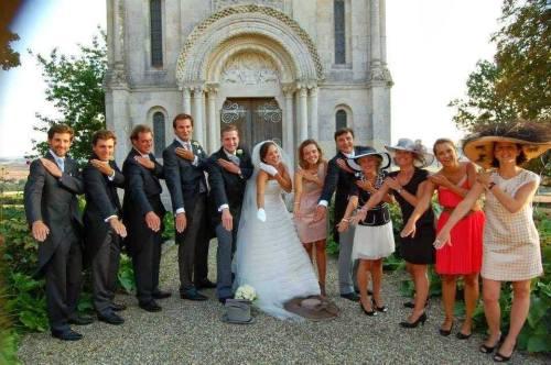 Quenelle de mariage