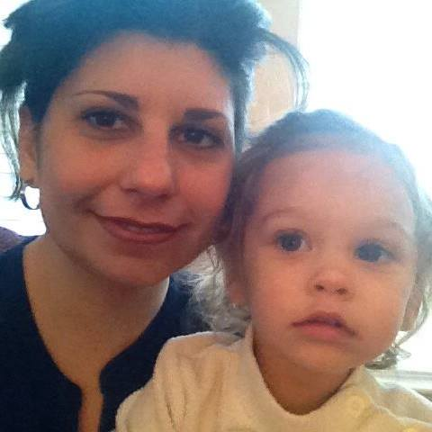 Carrie Budoff Brown et sa fille