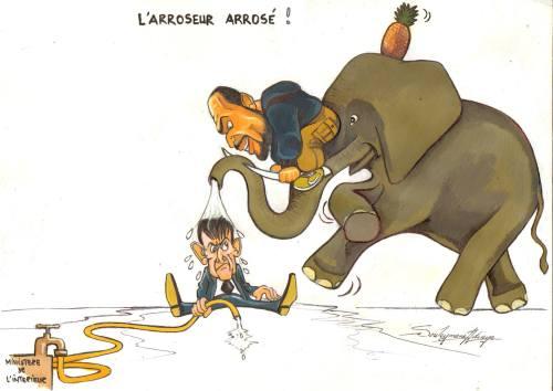 Dieudo Tue Valls