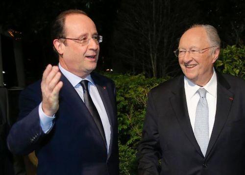 Hollande et Cukierman