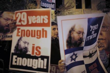 Manifestation pour la libération de Jonathan Pollack