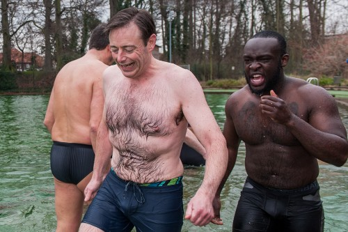 Bart De Wever et Joël Njengo