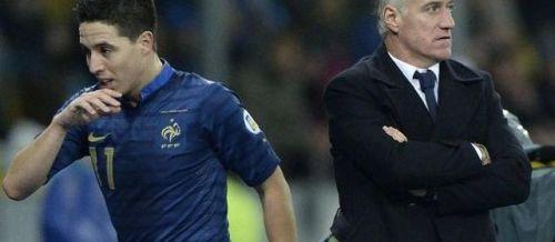 Samir Nasri & Didier Deschamps