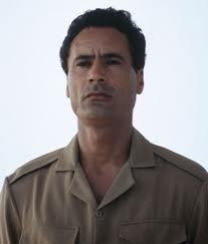Mouammar Kadhafi jeune
