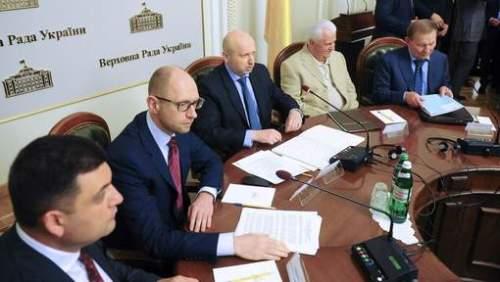 Gouvernement des néo-nazis de Kiev