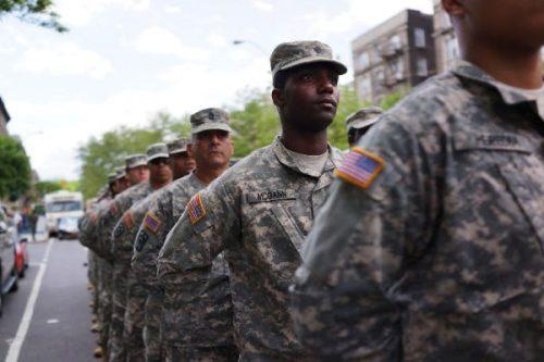 Militaires US