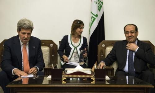 Kerry et al Maliki