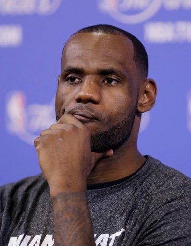 N°3 Le basketteur américain de Miami LeBron James va empocher 72,3 millions de dollars cette année.