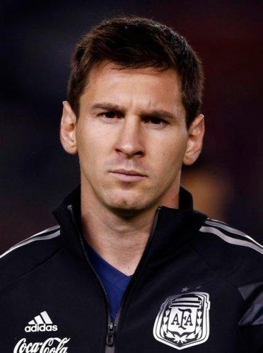 N°4 Le footballeur argentin du FC Barcelone Lionel Messi recevra 64,7 millions de dollars en 2014.