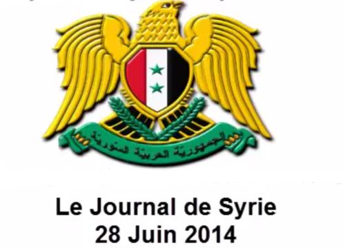 syrie jour