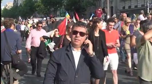 Frédéric Haziza/Capture d'écran YouTube