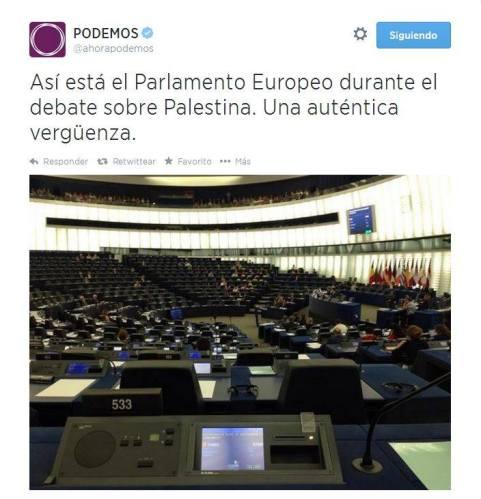 palestine parlement