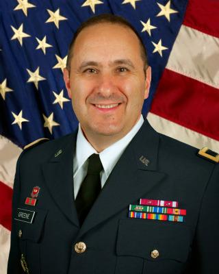 Le général Harold Greene