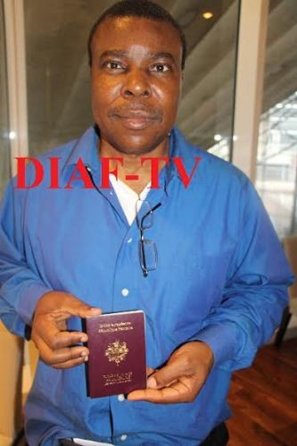 M. Dieudonné Ambassa Zang (DAZ)
