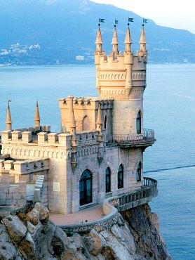 Un hôtel de Yalta
