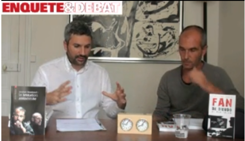 Jean Robin et Philippe Sauve