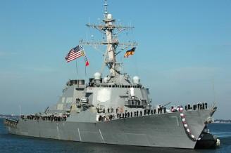 L' USS Ross (DDG71)