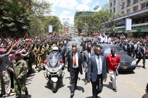 Kenyatta
