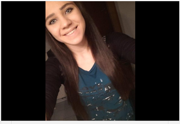 Sabina, 15 ans