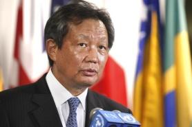L' Ex-Représentant spécial du Secrétaire général pour la Côte d´Ivoire, YJ Choi