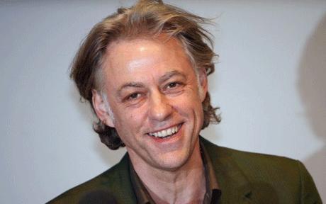 Bob Geldof Net Worth