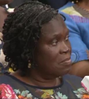Mme Simone Gbagbo