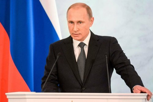 Vladimir Poutine, le 4 décembre au Kremlin