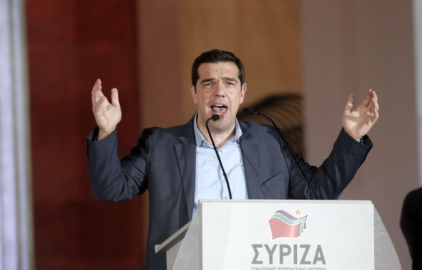 Alexis Tsipras (images archives)