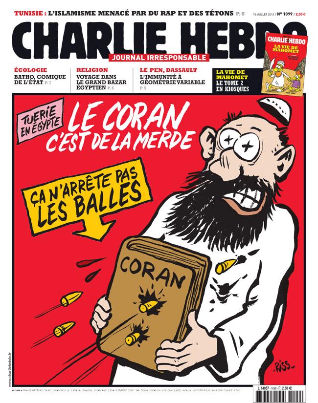 charlie-hebdo-le-coran-cest-de-la-merde