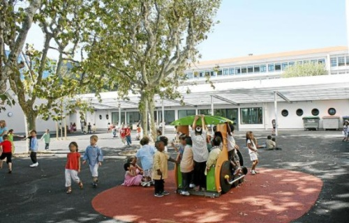 Ecole maternelle Nice Flore